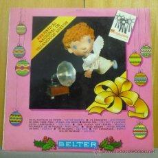 Disques de vinyle: III FESTIVAL NACIONAL VILLANCICOS NUEVOS - LOS DOS / LOS MISMOS - LP BELTER 1969 - LS4. Lote 39126065