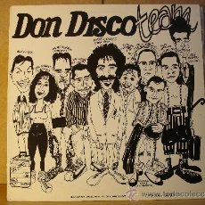 Discos de vinilo: SILENT CIRCLE - MOONLIGHT AFFAIR / TOUCH IN THE NIGHT - DON DISCO DDP-017-MX - 1987 - MUY RARO. Lote 44642196