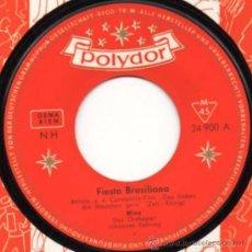 Discos de vinilo: LOTE DE DIEZ SENCILLOS ARGENTINOS DE MINA. Lote 38587557