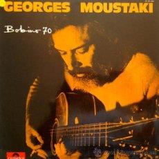 Discos de vinilo: GEORGES MOUSTAKI- BOBINO 70. Lote 39136167