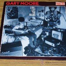 Discos de vinilo: GARY MOORE: STILL GOT THE BLUES. Lote 238398910