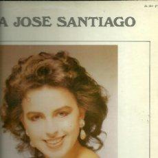 Discos de vinilo: MARIA JOSE SANTIAGO LP SELLO ZAFIRO EDITADO EN ESPAÑA AÑO 1986. Lote 39138500