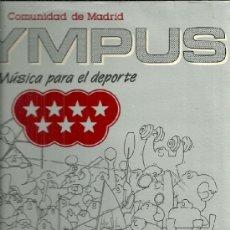 Discos de vinilo: LUIS COBOS Y LA FILARMONICA DE LONDRES LP SELLO CBS EDITADO EN ESPAÑA AÑO 1987. Lote 39142596