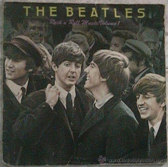 BEATLES (Música - Discos de Vinilo - Maxi Singles - Pop - Rock Internacional de los 50 y 60)