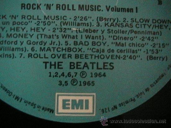 Discos de vinilo: beatles - Foto 6 - 39151025
