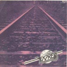 Discos de vinilo: EXPRESS. PERSEGUIDOR NOCTURNO. Y VERAS. CHAPA DISCOS 1983. SP . HARD ROCK. Lote 39152777