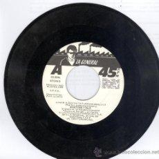 Discos de vinilo: LA GENERAL. JUGAR A DISFRUTAR. 45 RPM 1989. VINILO PROMOCIONAL SIN FUNDA, SP. Lote 207576272