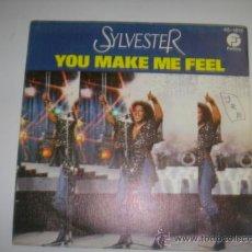 Discos de vinilo: SYLVESTER. YOU MAKE ME FEEL/GRATEFULL. FANTASY. 1978. Lote 39163669