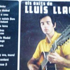 Discos de vinilo: LLUIS LLACH,ELS EXITS DEL 69. Lote 39167378