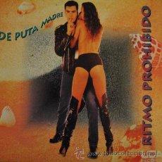 Discos de vinilo: RITMO PROHIBIDO - DE PUT@ M@DRE REMIXES - R@RE 12