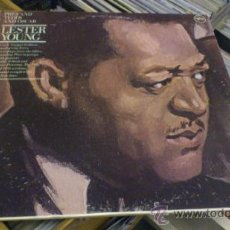 Discos de vinilo: LESTER YOUNG PRES AND TEDDY AND OSCAR 2LP VERVE GATEFOLD PORTADA DOBLE . Lote 39176941