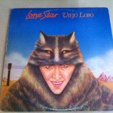 Discos de vinilo: LONE STAR. VIEJO LOBO. LP. Lote 39179611