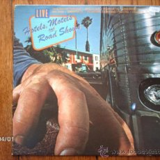 Discos de vinilo: HOTELS, MOTELS AND ROAD SHOWS - THE MARSHALL TUCKER BAND + ALLMAN BROTHERS BAND + .... Lote 39213269