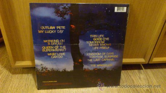Discos de vinilo: Bruce springsteen working on a dream 2lp disco de vinilo doble Nuevo sin abrir! - Foto 2 - 39180265