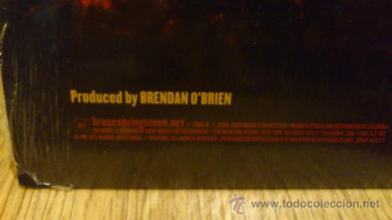 Discos de vinilo: Bruce springsteen working on a dream 2lp disco de vinilo doble Nuevo sin abrir! - Foto 4 - 39180265