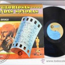 Discos de vinilo: DOCTOR ZHIVAGO - BANDA SONORA ORIGINAL - MGM RECORDS - 1966 - FABRICADO EN ESPAÑA. Lote 39185790