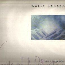 Discos de vinilo: LP WALLY BADAROU : WORDS OF A MOUNTAIN . Lote 39193319