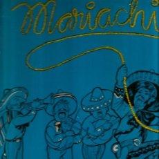 Discos de vinilo: LP MARIACHI AGUILAS DE MEXICO : MARIACHI . Lote 39193444