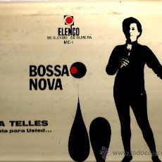 Discos de vinilo: LP SILVIA TELLES : CANTA PARA USTED BOSSA NOVA, BALANZO, BALADAS . Lote 39193505