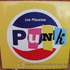 Discos de vinilo: LOS PLANETAS -PUNK-. Lote 39195893