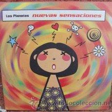 Discos de vinilo: LOS PLANETAS -NUEVAS SENSACIONES-. Lote 39195915