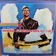 Discos de vinilo: LOS PLANETAS -HIMNO GENERACIONAL 83-. Lote 39195951