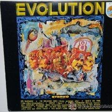 Discos de vinilo: EVOLUTION (ARLEQUIN-1979) PSYCH PROG LP. Lote 39204706
