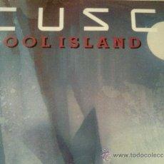 Discos de vinilo: CUSCO COOL ISLAND LP SPAIN. Lote 39209726