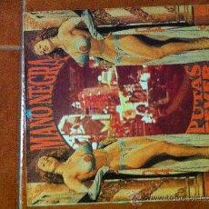 Discos de vinilo: MANO NEGRA- PUTA´S FEVER. Lote 39210612
