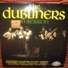 Discos de vinilo: VINILO THE DUBLINERS IN SESION MADE IN ENGLAND ,1964 IMPECABLE. Lote 39211306