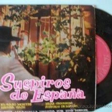Discos de vinilo: SINGLE EP ORQUESTA MARAVELLA - EL GATO MONTÉS / ESPAÑA CAÑÍ / ISLAS CANARIAS / SUSPIROS DE ESPAÑA. Lote 39213148