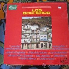 Discos de vinilo: BOCHEROS - S/T - LP ZAFIRO 1969. Lote 39218204