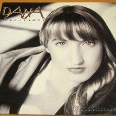Discos de vinilo: DANA - DIECISIETE - LP - CBS / SONY 1991 SPAIN - CON LETRAS. Lote 39218862