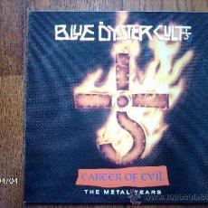 Discos de vinilo: BLUE OYSTER CULT - CAREER OF EVIL. Lote 39261457