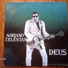 Discos de vinilo: ADRIANO CELENTANO - DEUS . Lote 39305379