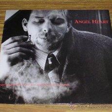 Discos de vinilo: ANGEL HEART ORIGINAL SOUNDTRACK MUSIC BY TREVOR JONES. FEATURING COURTNEY PINE, SAXOPHONE . Lote 39229596