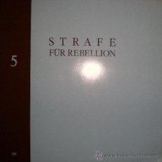 """Discos de vinilo: STRAFE FÜR REBELLION : 5 (12"""" 45 RPM., UN (AUSTRIA), 1988). Lote 39235467"""