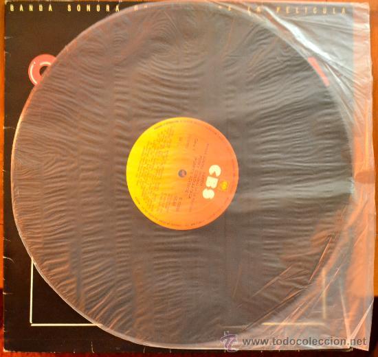Discos de vinilo: BANDA SONORA ORIGINAL DE LA PELÍCULA PORKY CONTRAATACA. CBS S 70265 (SP) 1985 - Foto 5 - 39238021