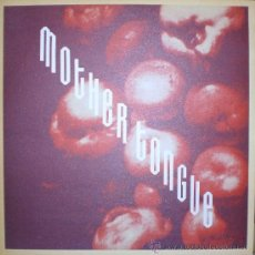 Discos de vinilo: MOTHER TONGUE : OPEN IN OBSCURITY (LP, TOUCK (UK), 1988). Lote 39244991