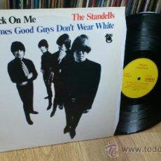 Discos de vinilo: THE STANDELLS WHY PICK ON ME SOMETIMES GOOD GUYS .. LP DISCO DE VINILO MUY RARO!. Lote 39247736