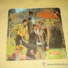 Discos de vinilo: LOS SIREX - 1967. Lote 39252334
