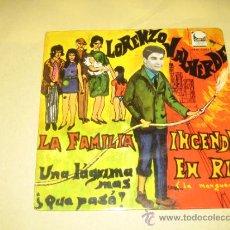 Discos de vinilo: LORENZO VALVERDE - 1967 . Lote 39252362