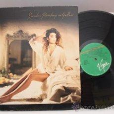 Discos de vinilo: SANDRA - PAINTING IN YELLOW - VIRGIN - 1990 - FABRICADO EN ESPAÑA. Lote 161743178