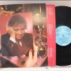Discos de vinilo: DYANGO - ...AL FIN SOLOS! - EMI ODEON - 1984 - FABRICADO EN ESPAÑA - CONTIENE ENCARTE CON LETRAS. Lote 39259626