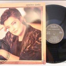 Discos de vinilo: AMAYA - SEGUIMOS JUNTOS - BMG ARIOLA - 1989 - FABRICADO EN ESPAÑA. Lote 39259762
