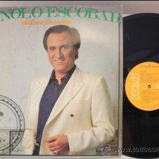 Discos de vinilo: MANOLO ESCOBAR - VIVE LA VIDA - RCA - 1985 - FABRICADO EN ESPAÑA . Lote 39260302