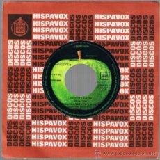 Disques de vinyle: PAUL MCCARTNEY & WINGS - JUNIOR'S FARM - SALLYG. Lote 39262493