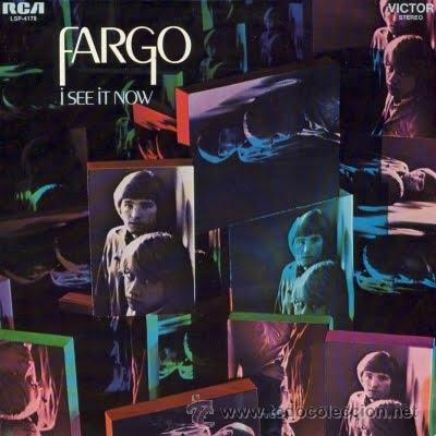 FARGO - I SEE IT NOW - (USA-RCA-1969) PRECINTADO - POP PSYCH LP (Música - Discos - LP Vinilo - Pop - Rock Extranjero de los 50 y 60)