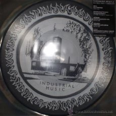 "Discos de vinilo: THROBBING GRISTLE : UNITED - THE 7"" SINGLES (LIMITED EDITION OF 500 COPIES) PICTURE DISC.. Lote 39266561"
