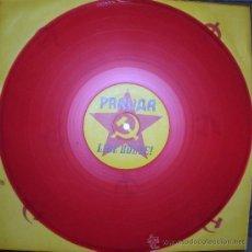Discos de vinilo: PRAVDA : LIDÉ BDETÉ (LP, ALEXIM RDS. (CHECOSLOVAQUIA), 1991). Lote 39267221